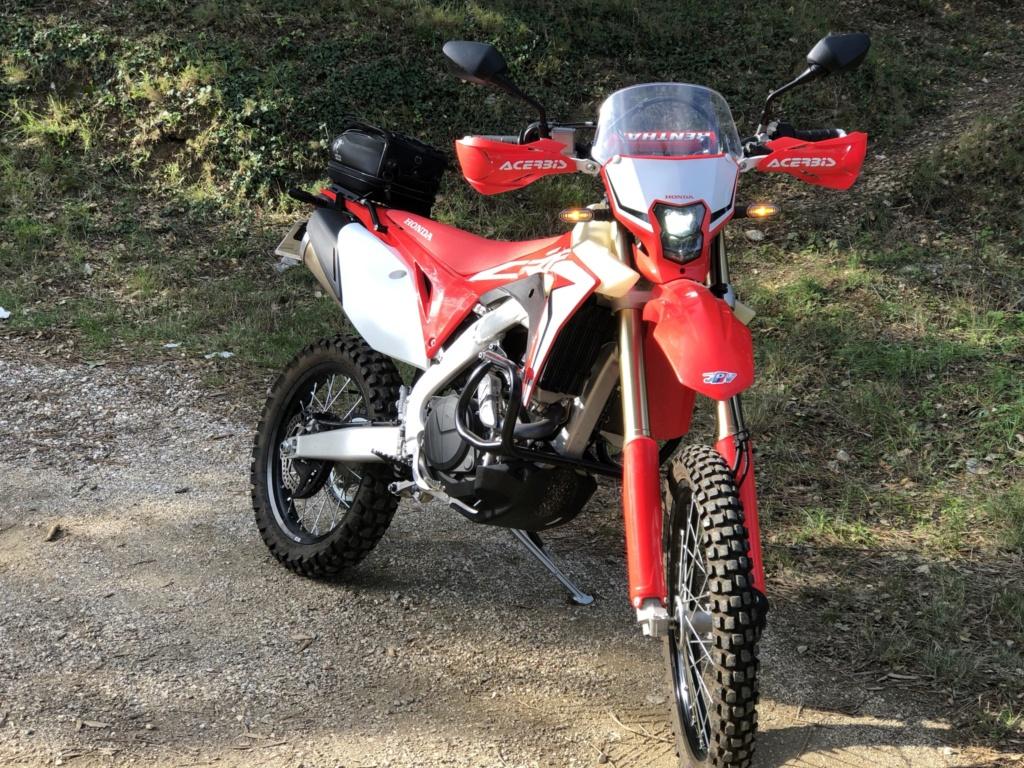 modifs HONDA 450 CRF - L  Img_1310