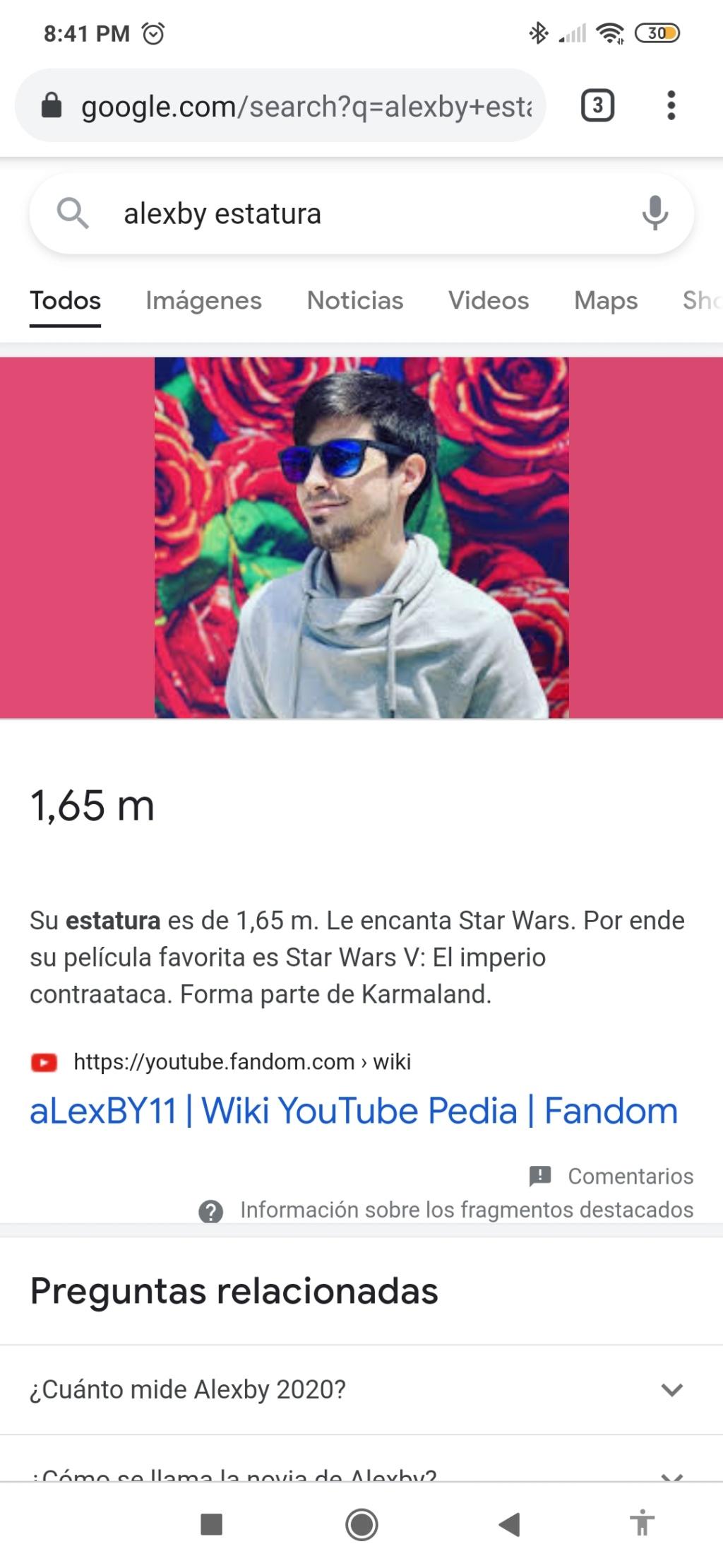 ¿Cuánto mide Alexby11? (Alexby Youtuber) - Altura - Página 10 Screen11