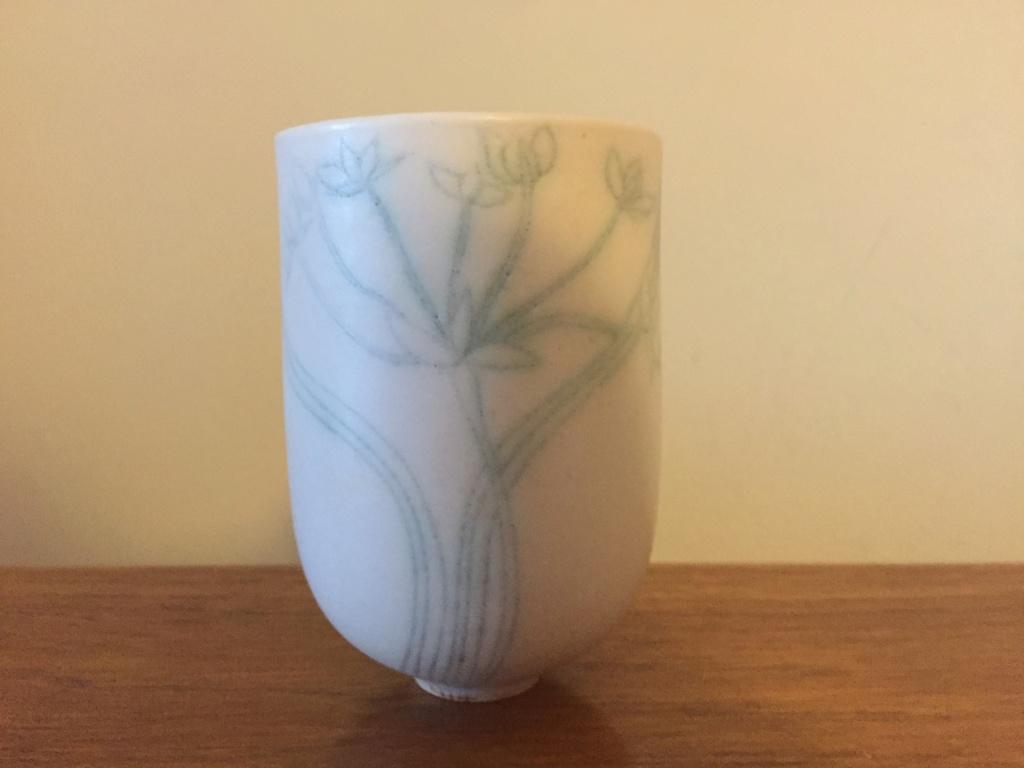 Studio pottery group, LK mark - Laurel Keeley  06b57e10
