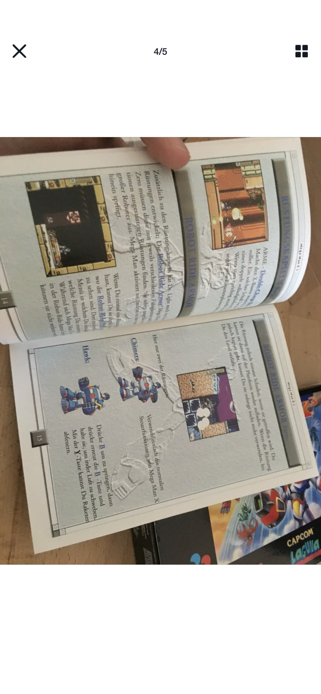 Avis - Mega Man X 3: cote et authenticité  9689ee10