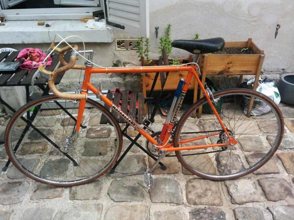 """Motobécane Orange de course """"Premiers pas""""  Img_2010"""