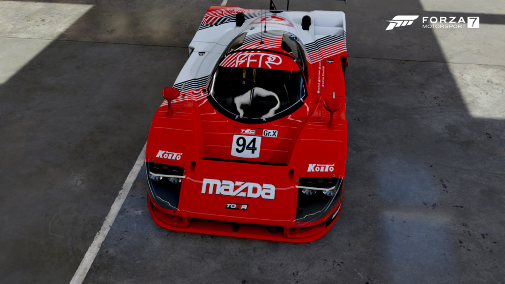 TEC R4 24 Heures du Mulsanne - Livery Inspection - Page 2 705f4810