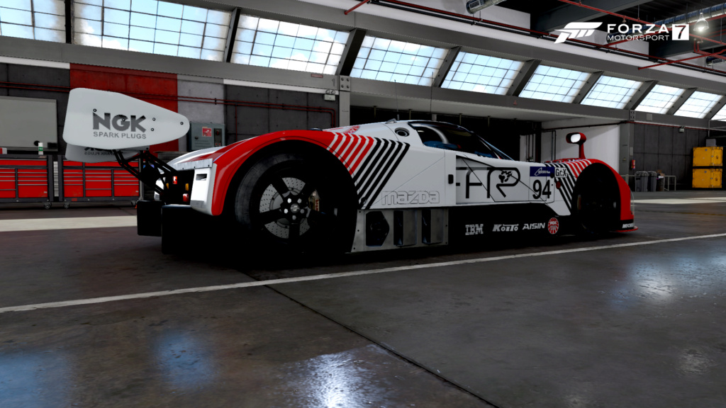 TEC R4 24 Heures du Mulsanne - Livery Inspection - Page 2 Db068510