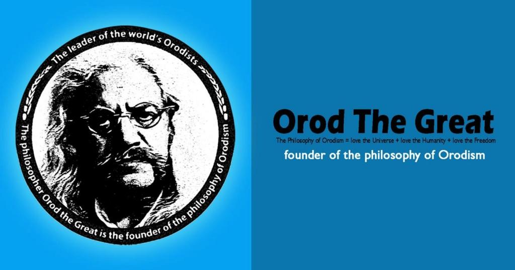جملات خواندنی استاد فیلسوف حکیم اُرُد بزرگ خراسانی بنیانگذار فلسفه اُرُدیسم Orodth19