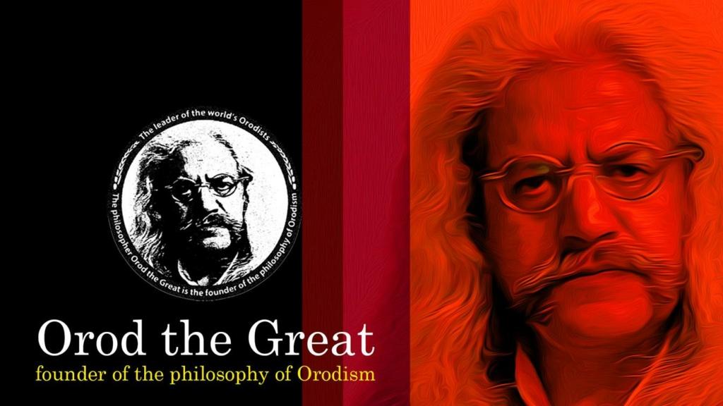 سخنان فیلسوف حکیم اُرُد بزرگ خراسانی پدر فلسفه اُرُدیسم Orodth20