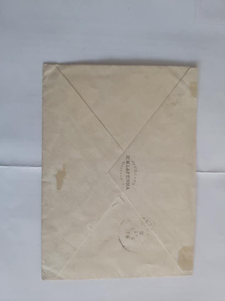 österr.Post in der Levante auf Brief ? Levant22