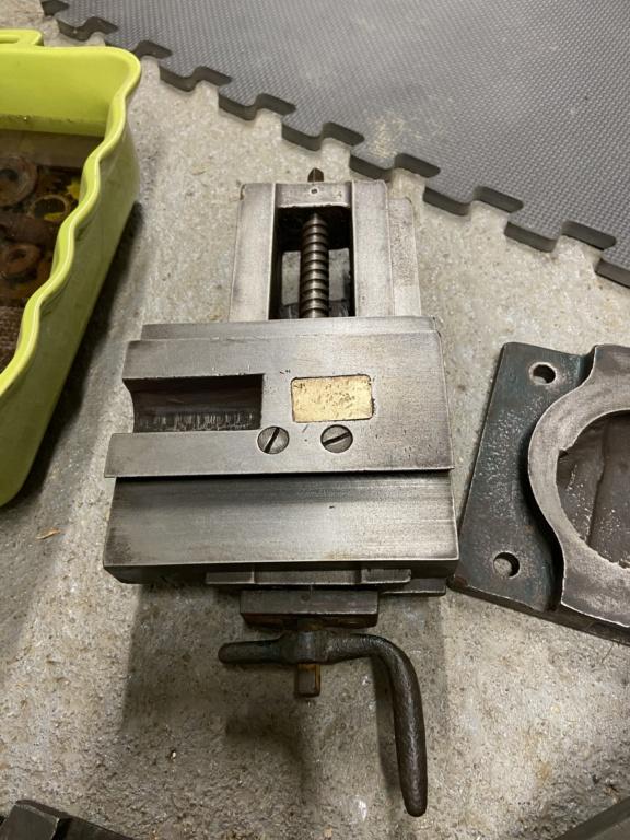 """""""restauration"""" d'un tour à métaux  0c305510"""