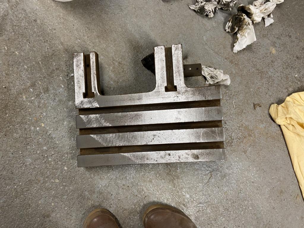 """""""restauration"""" d'un tour à métaux  32fa1110"""