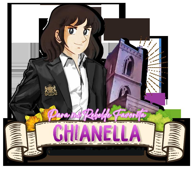 LAS RBELDES DEL SAINT PAUL ENTREGA DE FIRMAS RBD!! Chiane10