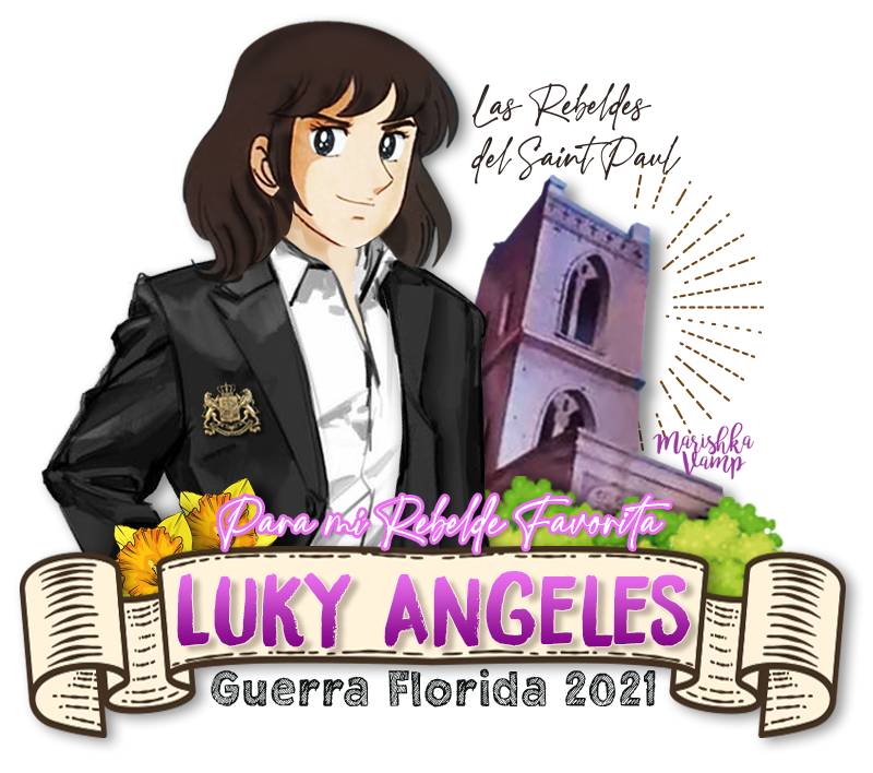 LAS RBELDES DEL SAINT PAUL ENTREGA DE FIRMAS RBD!! Luky10