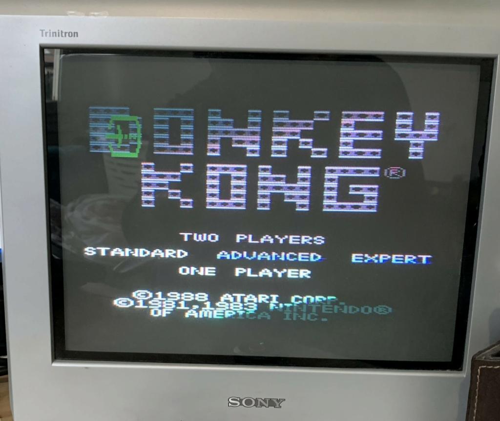 La cartouche Dragonfly pour Atari 7800 Rebdim10