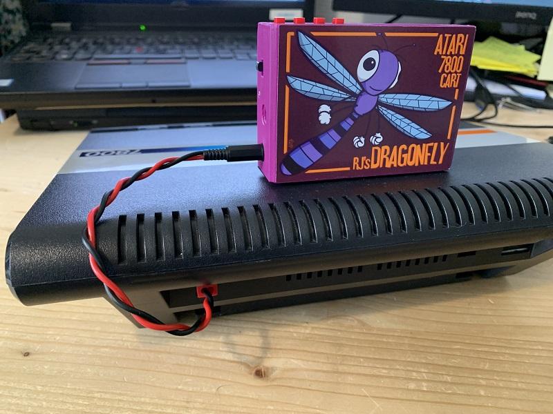La cartouche Dragonfly pour Atari 7800 Redimg11