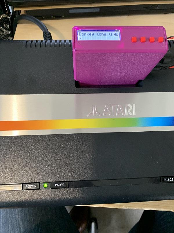 La cartouche Dragonfly pour Atari 7800 Redimg13