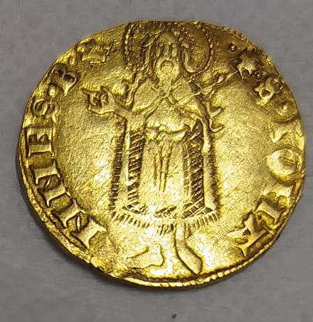 Florín de Alfonso V de Aragón. Valencia 0110