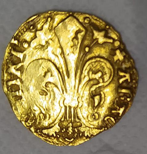 Florín de Alfonso V de Aragón. Valencia 0210