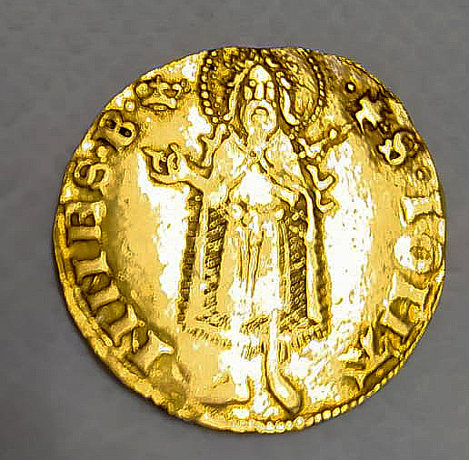 Florín de Alfonso V de Aragón. Valencia 0310