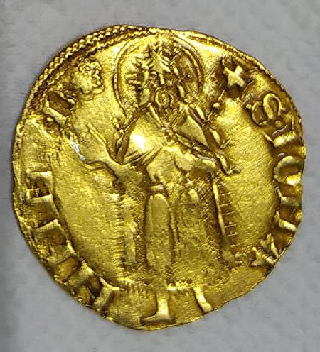 Florín de Alfonso V de Aragón. Valencia 0510