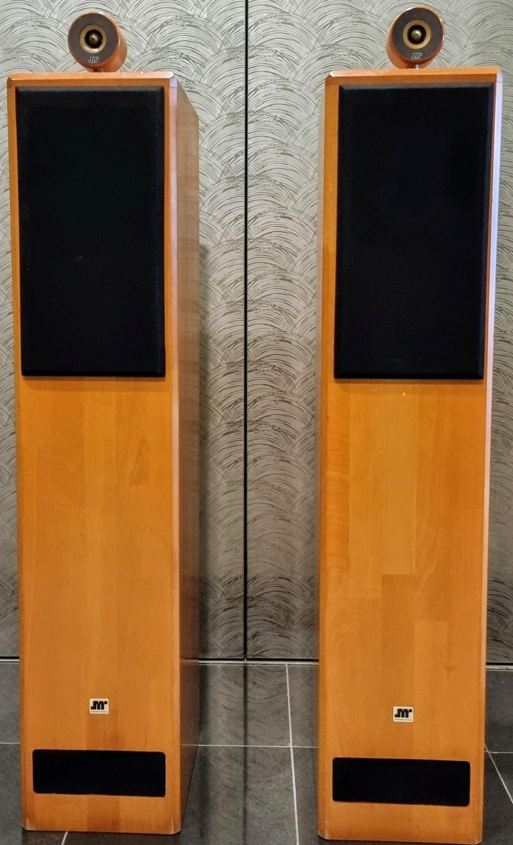 Pair of Jean Marie Reynaud - Evolution 3 speakers [SOLD] Jean_m10