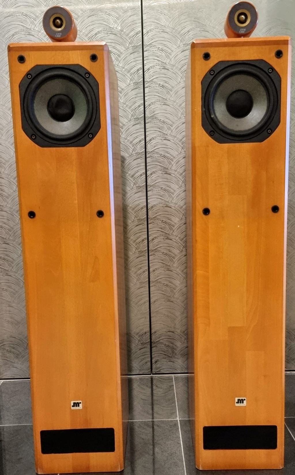 Pair of Jean Marie Reynaud - Evolution 3 speakers [SOLD] Jean_m12