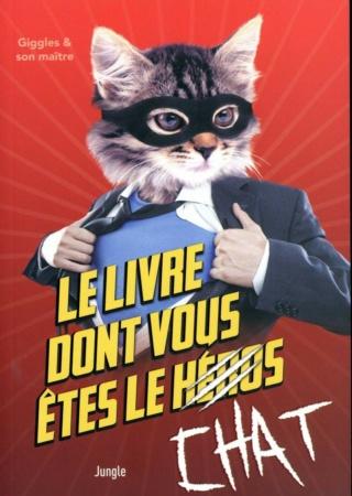 Le Livre dont vous êtes le chat 616kun10
