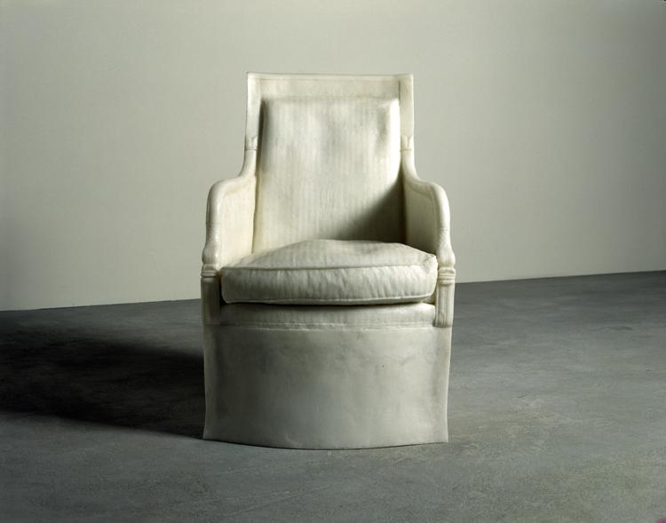 Le motif de la chaise dans l'art 2012