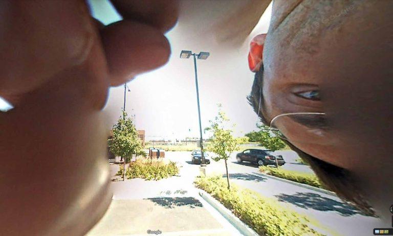 "Jon Rafman, Google Street View ou la photo ""ready made"" - Page 3 Chauff11"