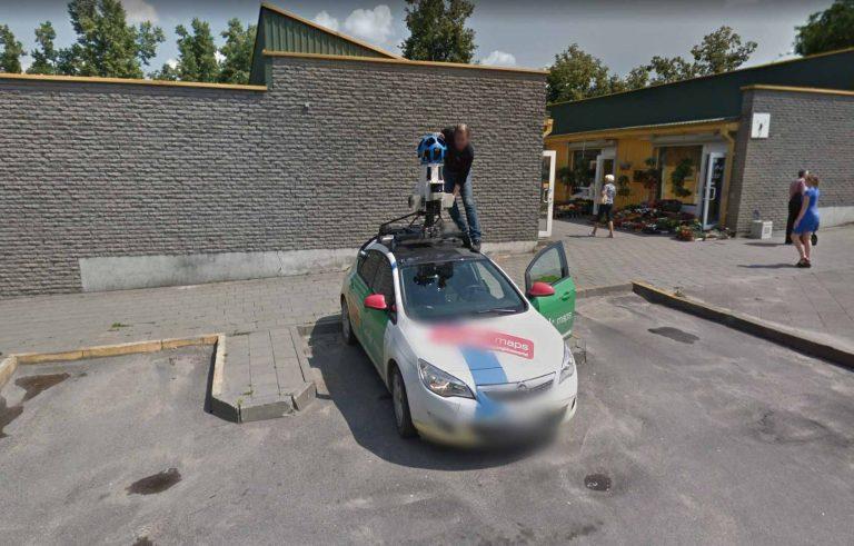 "Jon Rafman, Google Street View ou la photo ""ready made"" - Page 3 Chauff12"