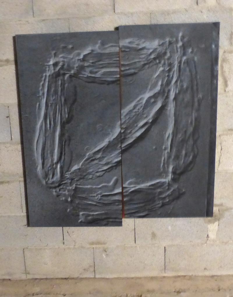 Refaire, recycler, découper (Simon Hantaï) Marouf11