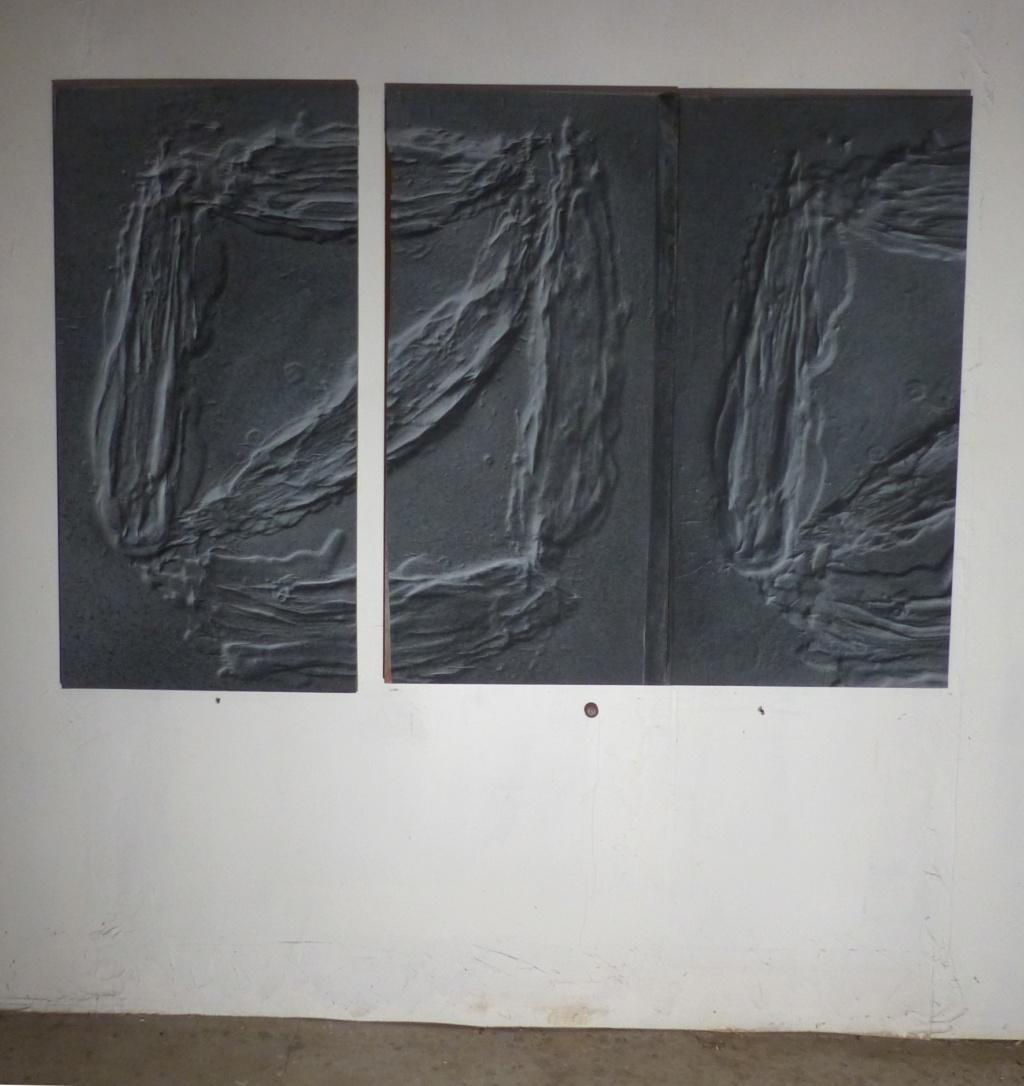Refaire, recycler, découper (Simon Hantaï) Marouf12
