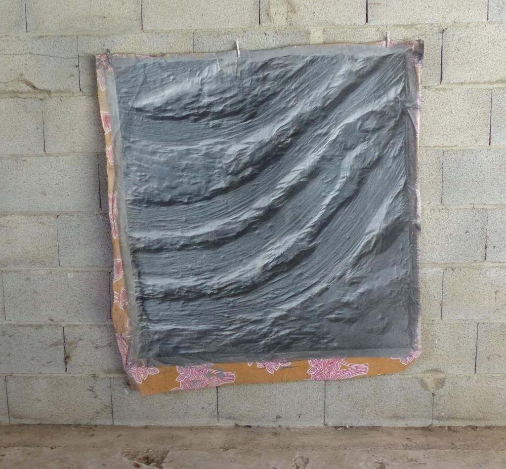 Refaire, recycler, découper (Simon Hantaï) P1600010