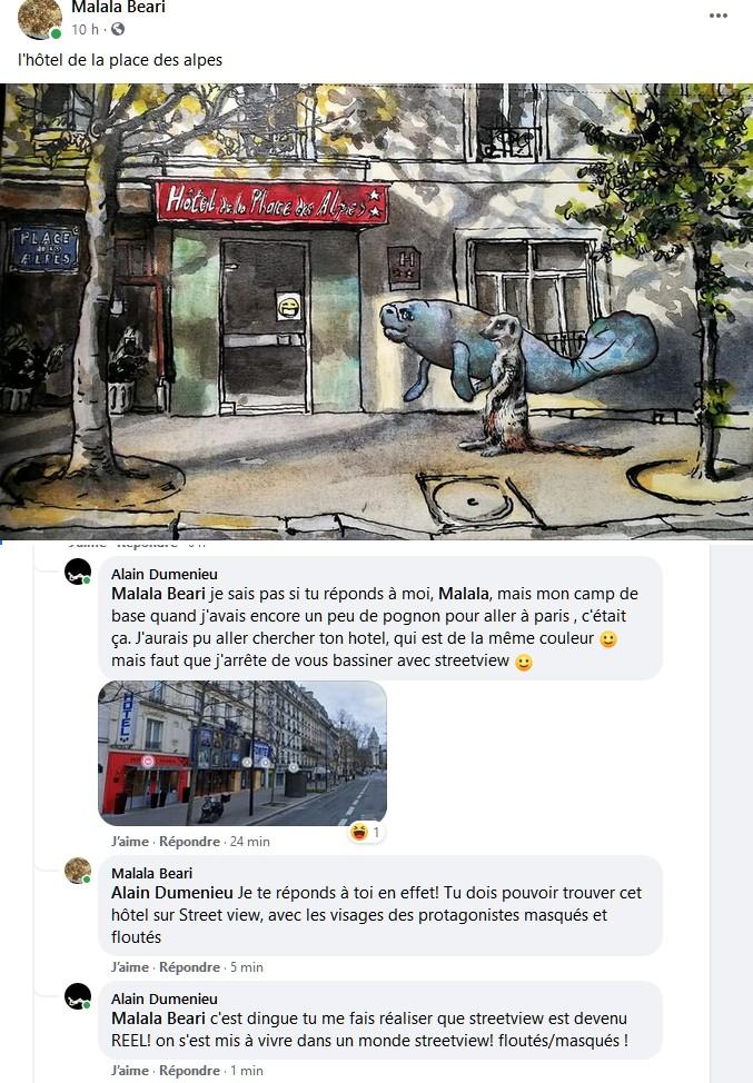 """Jon Rafman, Google Street View ou la photo """"ready made"""" - Page 3 Street10"""