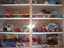 un petit apercu de ma collection 2cv Vitrin12