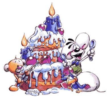 bon  anniversaire Gateau10