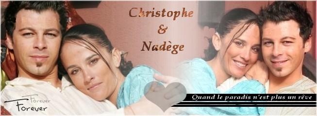 Christophe et Nadège