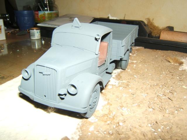 peinture - Cargo truck 4x2 - Page 2 Dscf4911