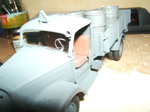 peinture - Cargo truck 4x2 - Page 2 Dscf4913