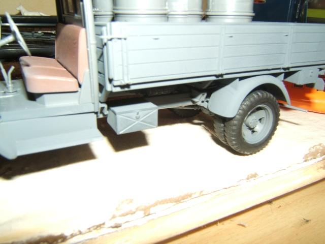 peinture - Cargo truck 4x2 - Page 2 Dscf4914