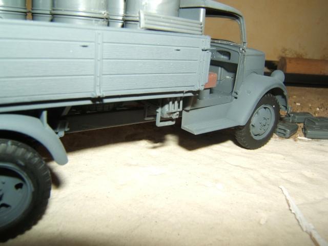 peinture - Cargo truck 4x2 - Page 2 Dscf4915