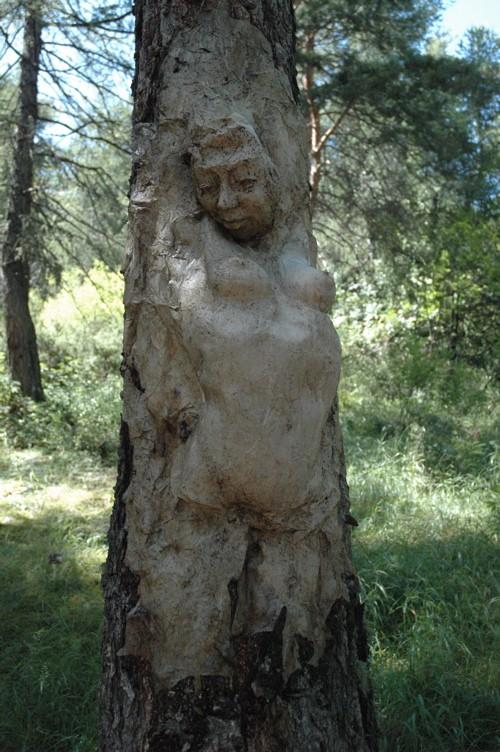 la clef des arts, biennale de sculpture. Gaia210