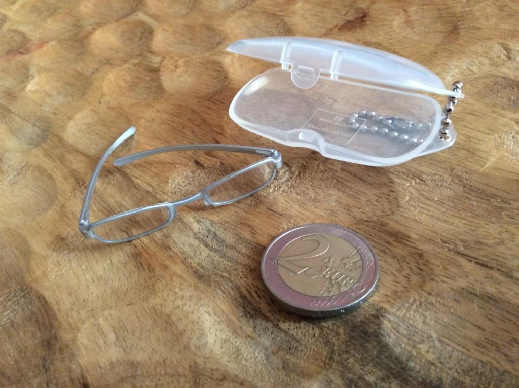 [vds]  Lunettes msd miniature chauve souris Domuya  40af5f10