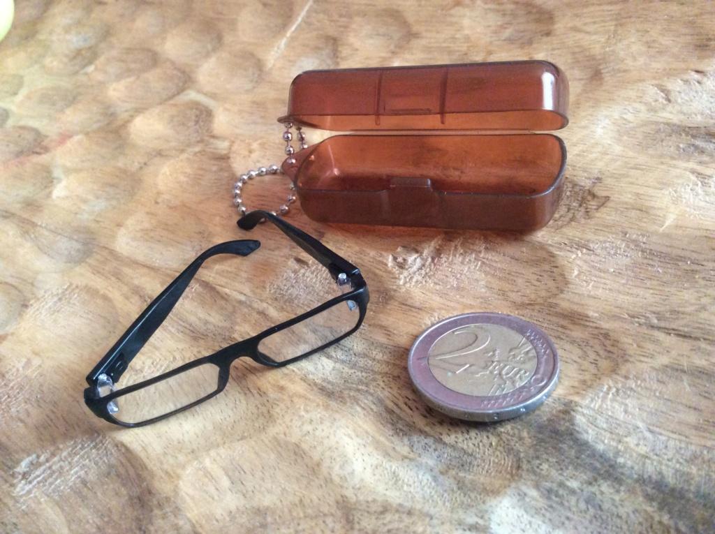 [vds]  Lunettes msd miniature chauve souris Domuya  C3d49710