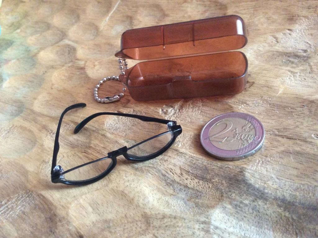 [vds]  Lunettes msd miniature chauve souris Domuya  F019b510