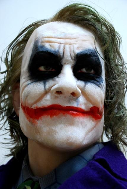 Buste 1:1 Heath Ledger - Le Joker Dsc_1316