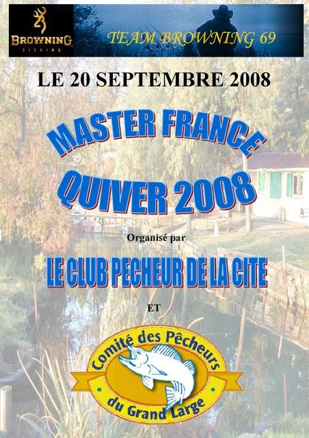 Master France quiver 110
