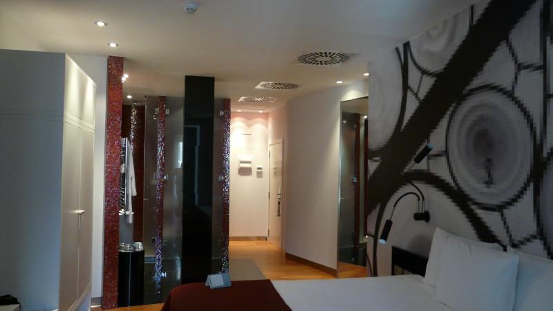 [Hôtel] Eurostar BCN Design { Barcelona } P1000414