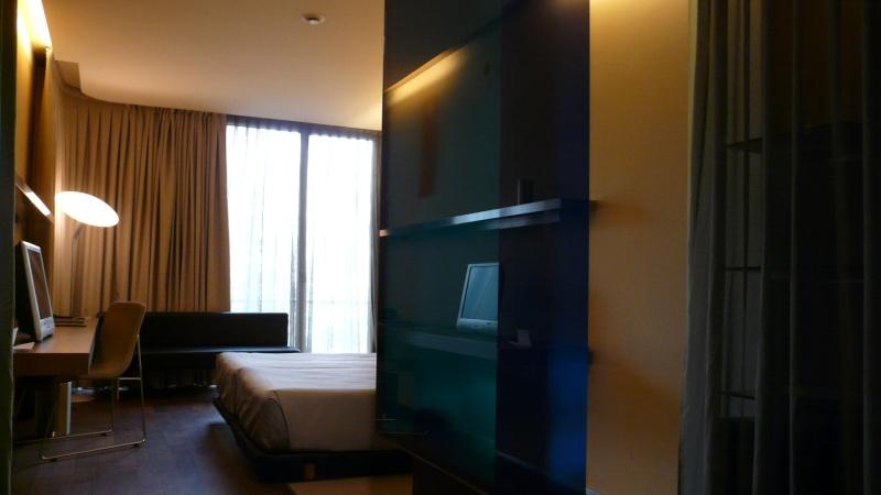 [Hôtel] B hotel { Barcelona } P1010010