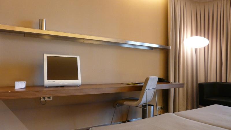 [Hôtel] B hotel { Barcelona } P1010014