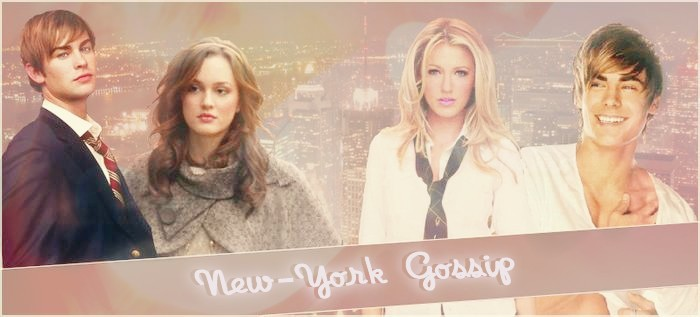 ¤ New York Gossip ¤