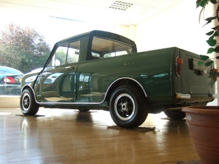 mini pick-up de france