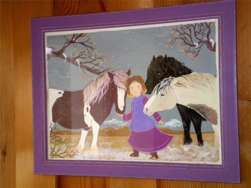 Vos chevaux et vous en dessin Cadeau10